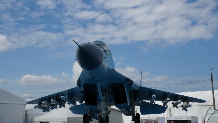 О, это российский МиГ, он свел всех нас с ума!: СМИ спели оду российскому истребителю, испугавшему НАТО