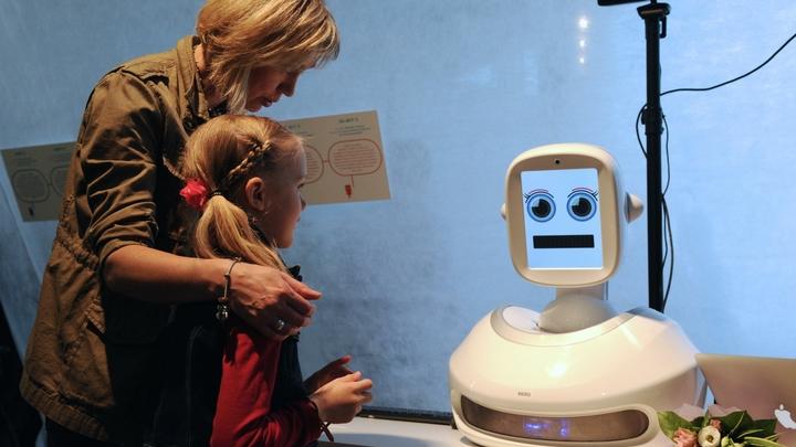 В 2035 году будет нашествие роботов