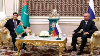 Туркмения. Назад к России
