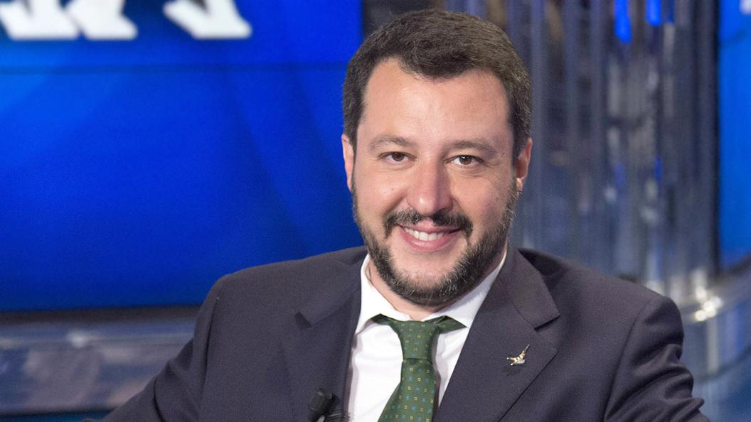 Маттео Сальвини: Это было решение граждан Крыма - вернуться домой