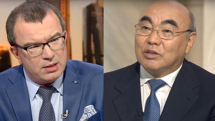 Аскар Акаев: ЕС ничего не может дать Украине