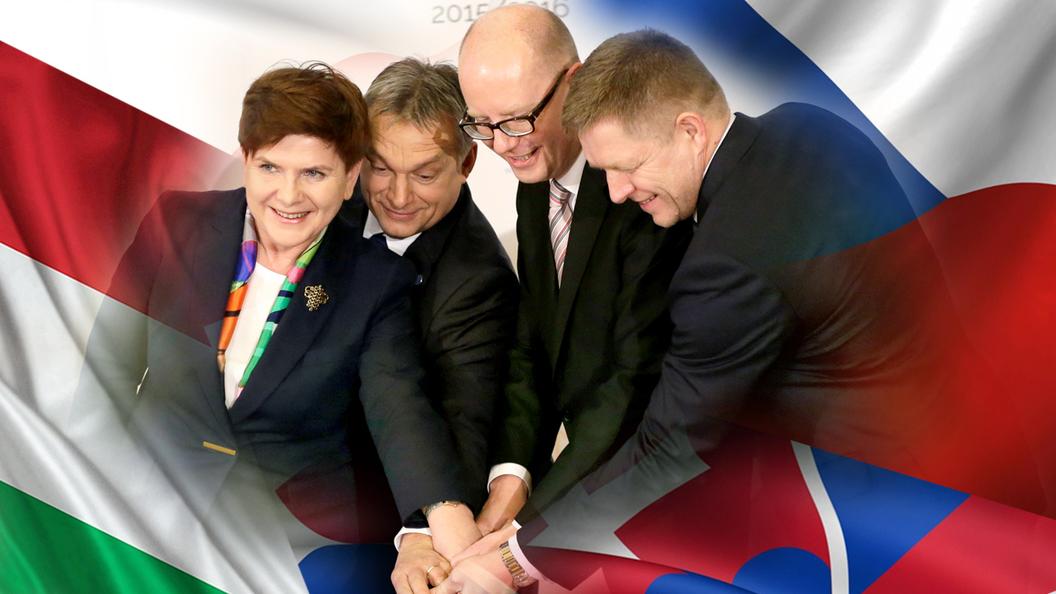 Восточная Европа бунтует против Брюсселя
