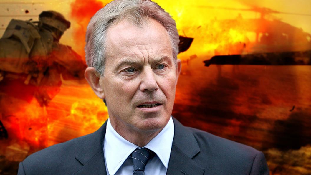 США затянули Лондон в военную авантюру