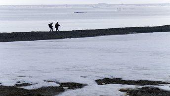 Новый остров в Арктике открыли российские ученые на борту Сенежа