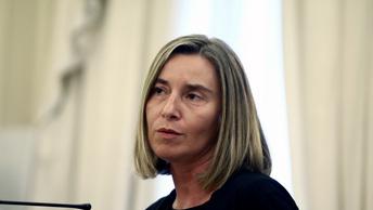 Нетполномочий: Могерини осадила Трампа по отмене ядерной сделки с Ираном