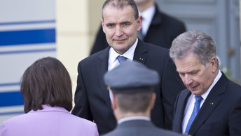 Обморок, перелом носа, ссадина: президент Исландии рассказал о принятии ванны