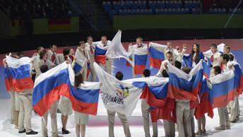 Шесть золотых медалей завоевала Россия в финале WorldSkills
