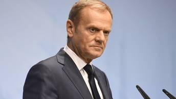 Туск заверил, что ЕС не будет вмешиваться в дела Испании и Каталонии