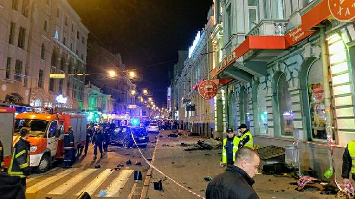 Верховная Рада: К аварии в Харькове причастен сотрудник СБУ