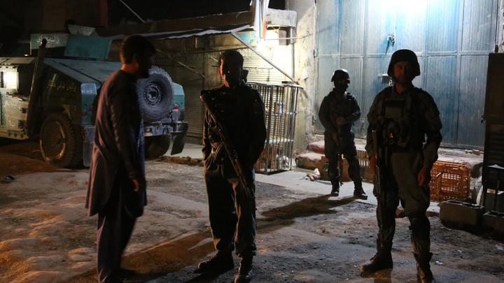 Теракт в Афганистане: Смертник подорвал автобус с курсантами военной академии