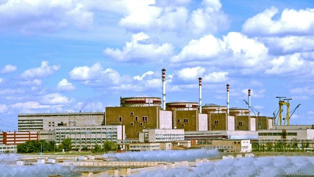 Ошибка персонала чуть не привела к аварии на Хмельницкой АЭС на Украине