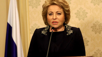 Матвиенко: Россия не будет делать взносы в Совет Европы