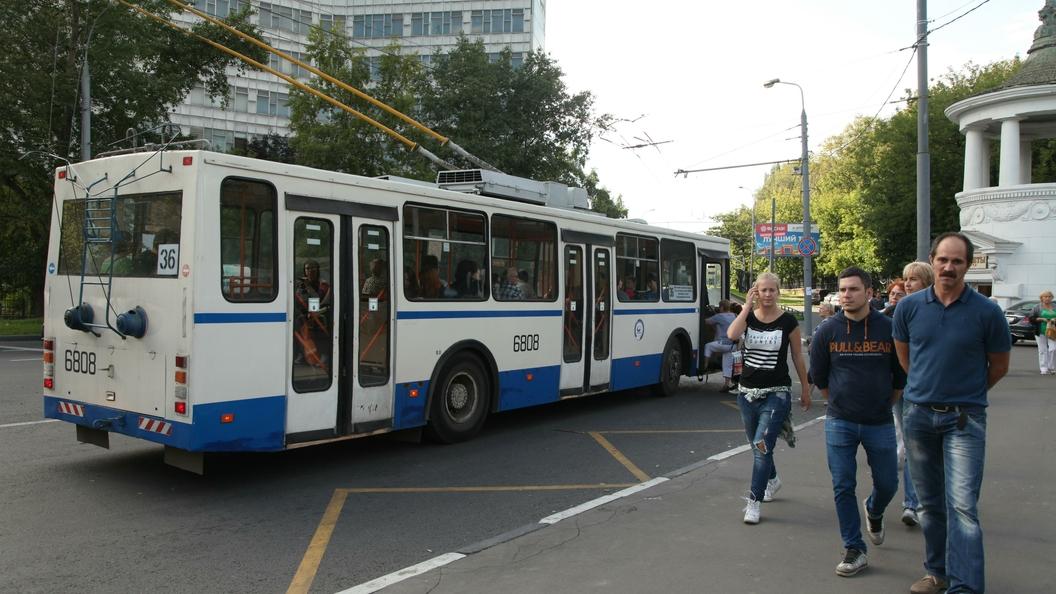 Власти столицы назвали маршруты первых электробусов