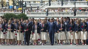 Олимпийские игры в Рио: Русские идут!