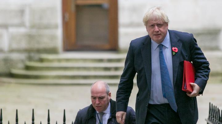 Борис Джонсон прозрел: Российского вмешательства в британские выборы не было