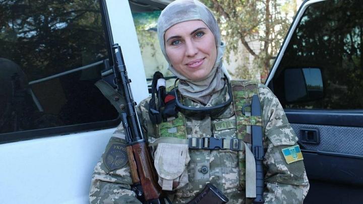 Обещавшая резать русским головы Амина Окуева может быть жива