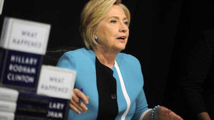 Клинтон: Трамп ведет себя так, что нападение на США всем может сойти с рук