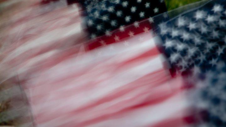Стрельба в Техасе: Флаги США приспустят по всему миру на четыре дня