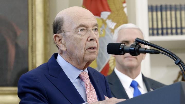 Министру торговли США приписали связи с российским Сибуром
