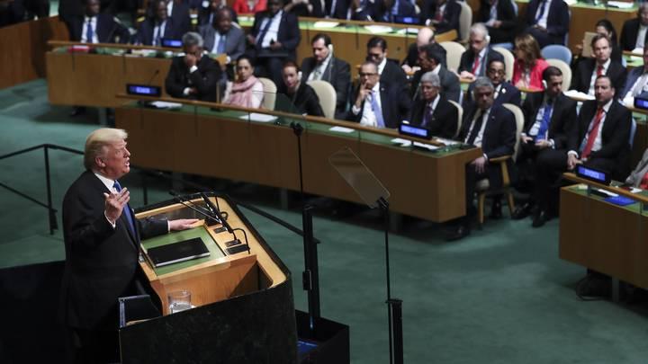 Трамп - Северной Корее:Мир неможет терпеть угрозу режима-изгоя