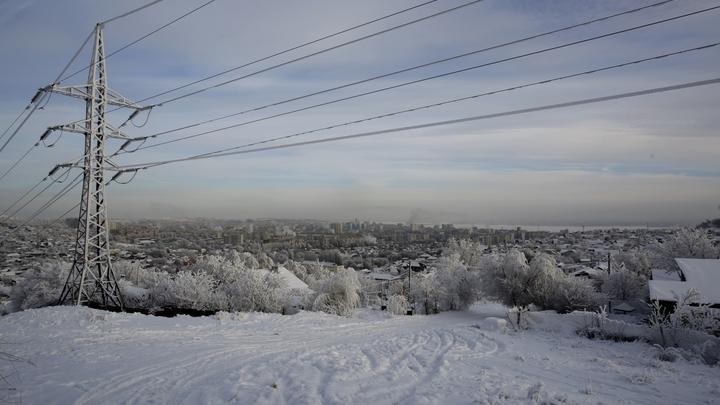 В Якутии вернули свет в дома 70 тысяч человек