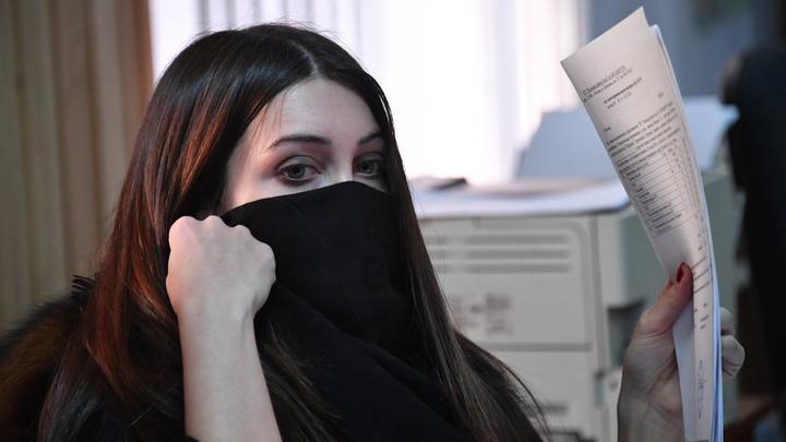 Лишенную прав мажорку Багдасарян второй раз наказали за нарушение ПДД