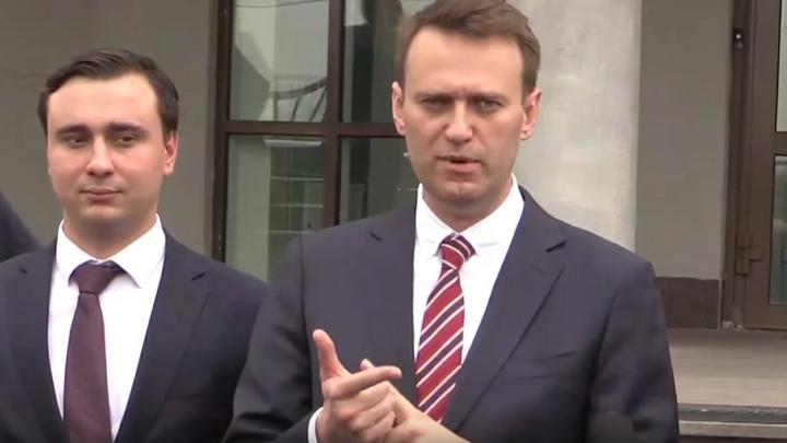 Суд не нашел сути в иске Навального к Путину