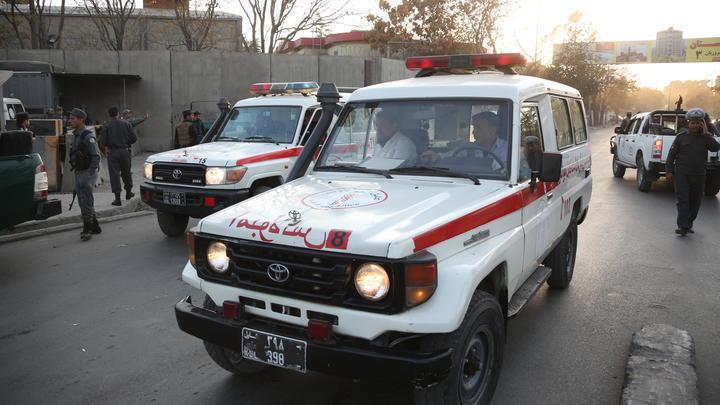 На севере Афганистана террорист-смертник устроил взрыв, есть жертвы