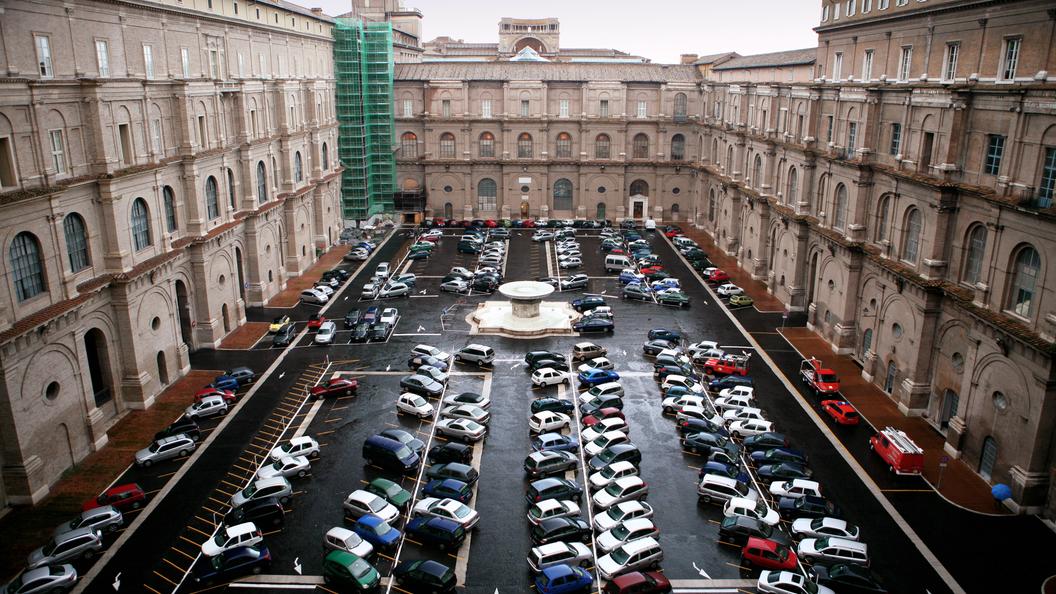 Ватикан ввёл запрет на реализацию сигарет внекоторых торговых точках