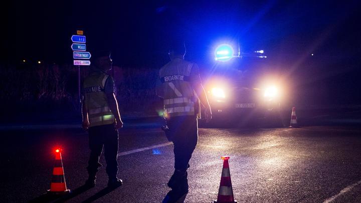 При наезде автомобиля во Франции пострадали три китайских лицеиста