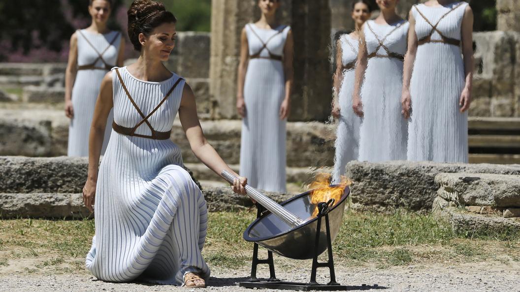Олимпийские игры: История