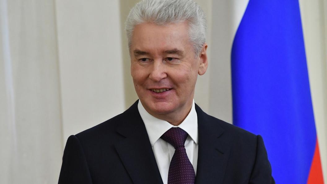 Собянин Турпоток в Москву рекордно вырос