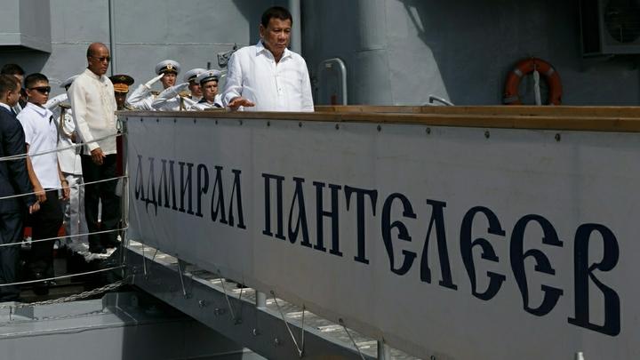 Корабли Тихоокеанского флота примут участие в параде в Таиланде