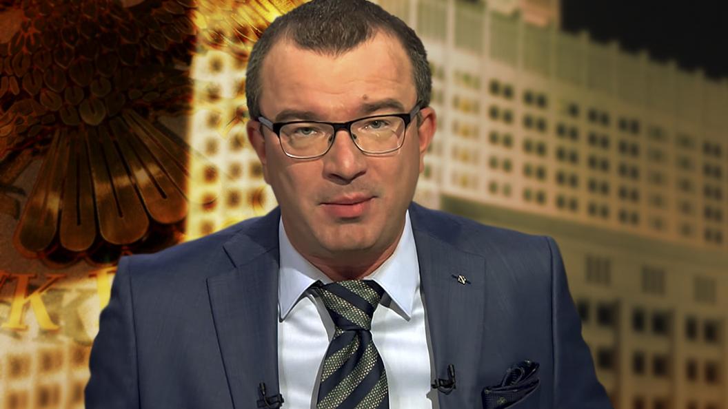 Юрий Пронько: Хохма дня или рост российской экономики достиг своего дна!
