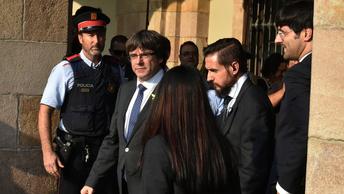 Пучдемон о каталонском кризисе: Альтернативное развитие вполне возможно