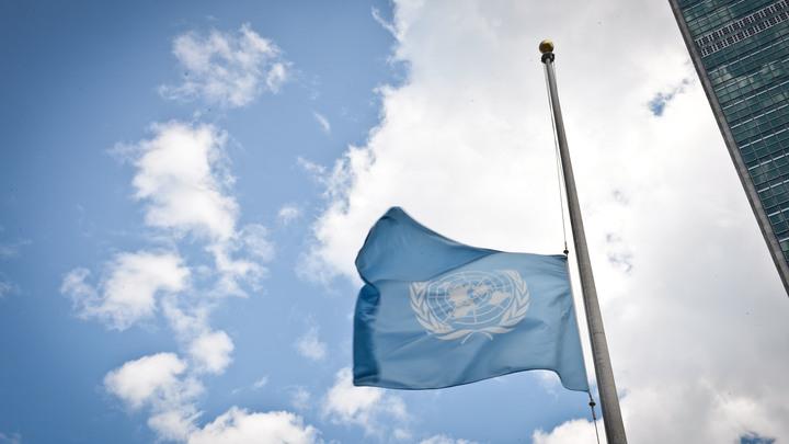 Русофобский документ: В Генассамблее ООН приняли украинскую резолюцию по Крыму