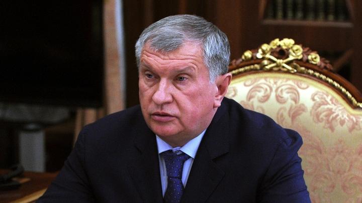 Суд в третий раз вызвал Сечина на заседание по делу Улюкаева
