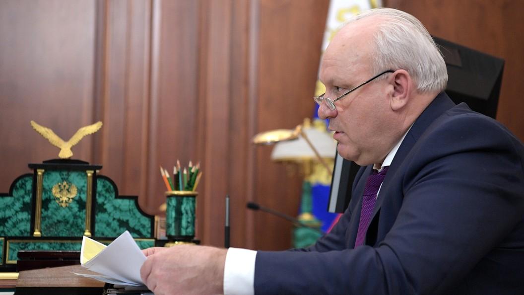 Хватит пиариться: руководитель  Хакасии запретил властям Кузбасса летать кАгафье Лыковой