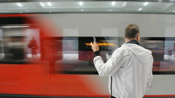На серой ветке московского метро произошел сбой
