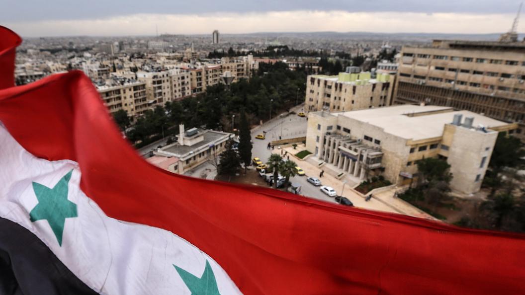 Сводки войны в Сирии