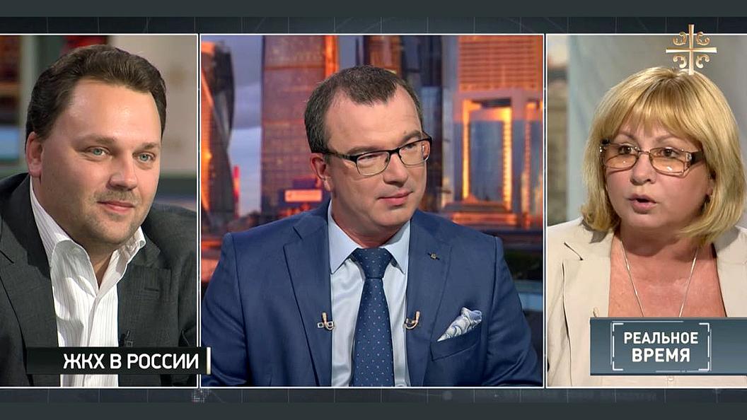 90 процентов рынка ЖКХ в России имеет криминальную основу!