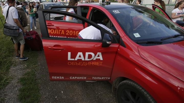 Евросоюз выбирает Ладу: Российские седаны завоевывают германские дороги