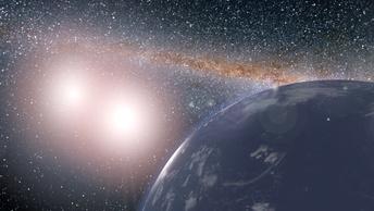 Ученые: Упавший под Мурманском метеор занесло солнечным ветром