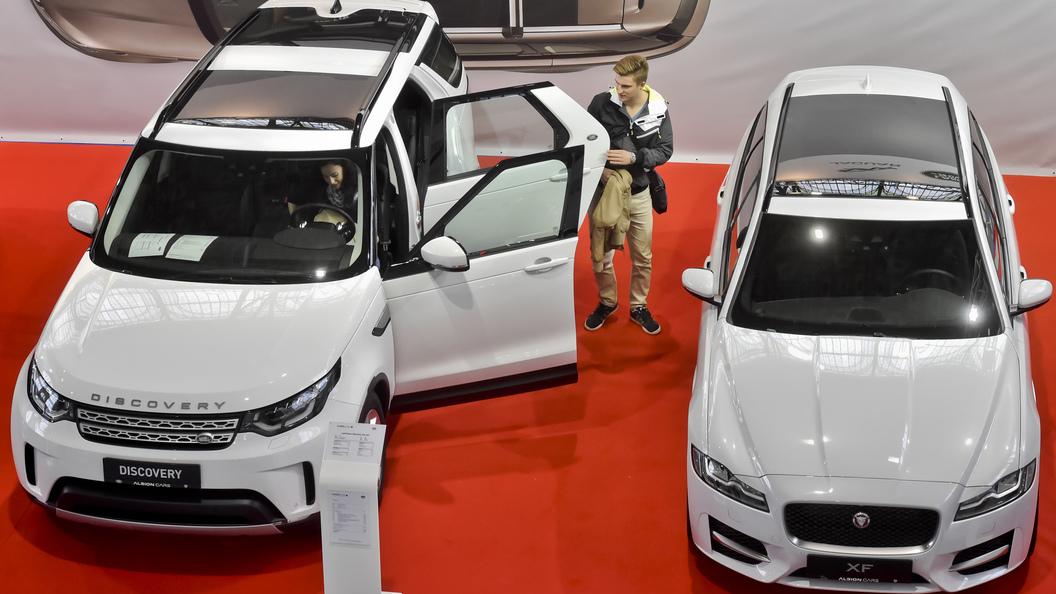 Пробег в будущее: Jaguar Land Rover выпустил машины-беспилотники на улицы Великобритании