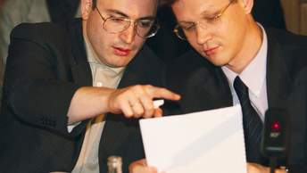 """Ходорковский сменил название """"Открытой России"""", чтобы обойти статус """"нежелательной организации"""""""