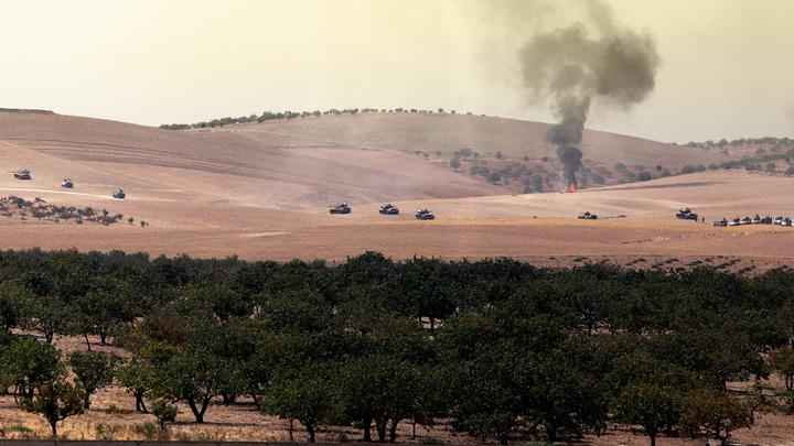 Турецкая операция в Северной Сирии согласована с Россией