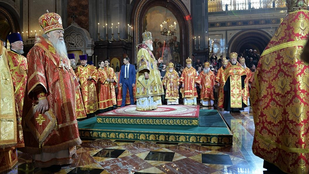 Архиерейский собор определит допустимое число браков для православных христиан