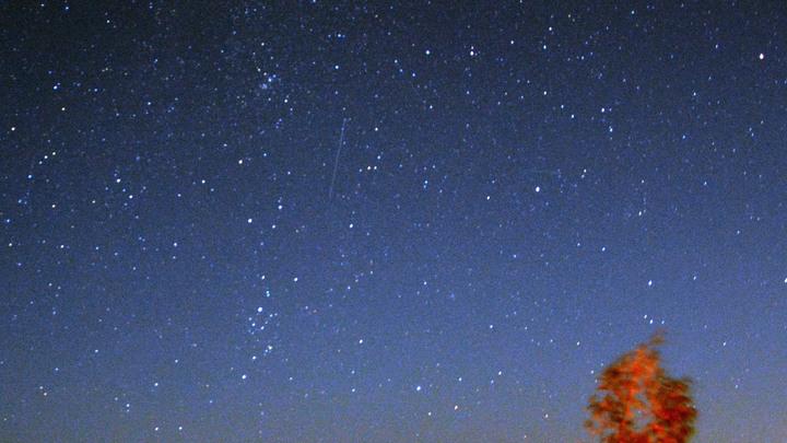 Метеоритный дождь над Поволжьем отменили
