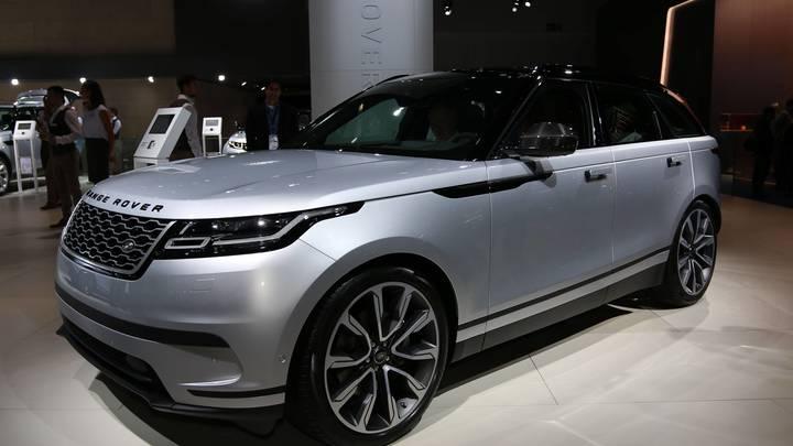 Угонщики предпочли Range Rover