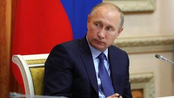 Путин: Модернизация иперевооружение армии ифлота идут планомерно